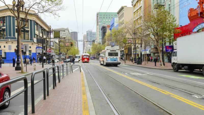 Car-Free Market Street Plan Gets Green Light