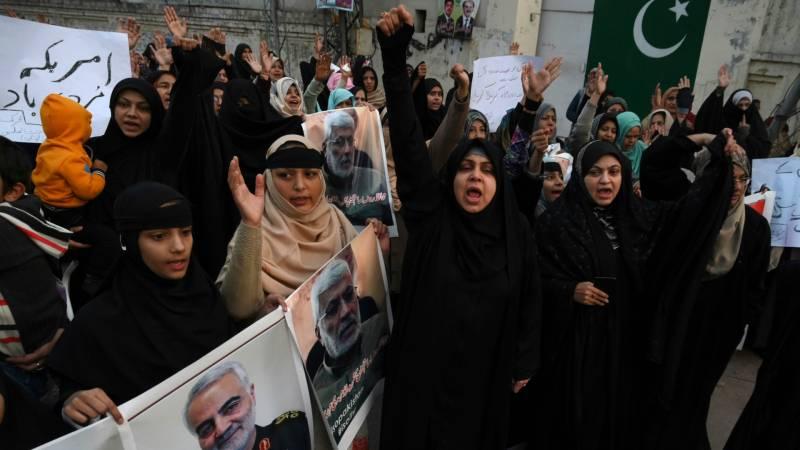 Latest on the U.S. Killing Top Iranian Military Commander