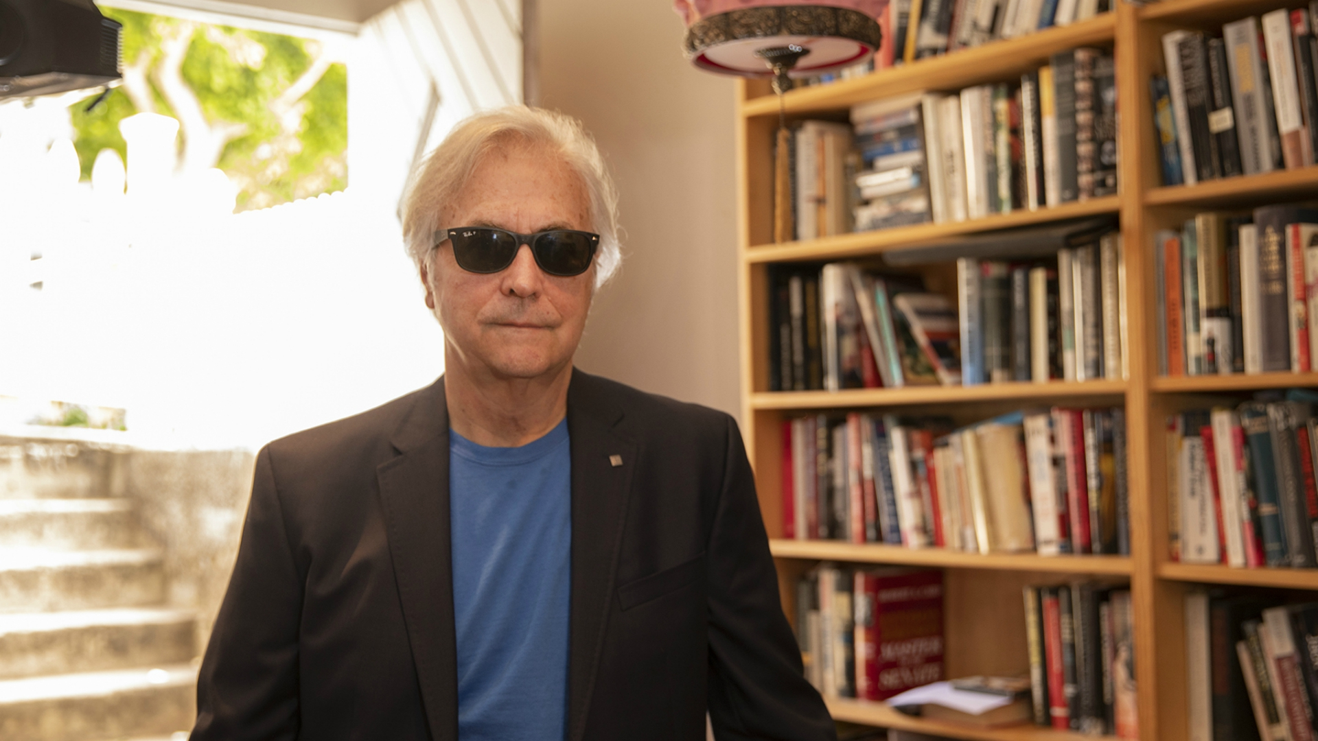Journalist David Talbot on Life After a Stroke and What Really Matters