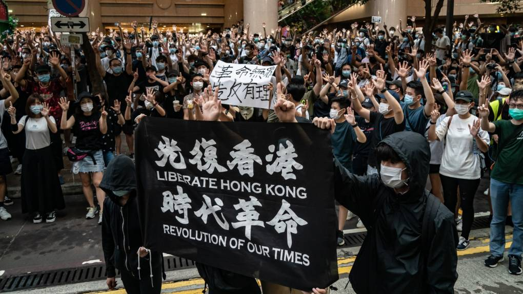 New National Security Law Sparks Unrest, Confusion in Hong Kong - KQED