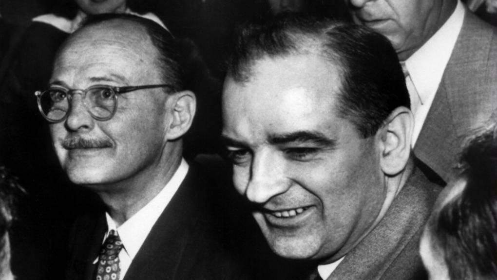 'Demagogue' Sheds Light on Senator Joseph McCarthy - KQED