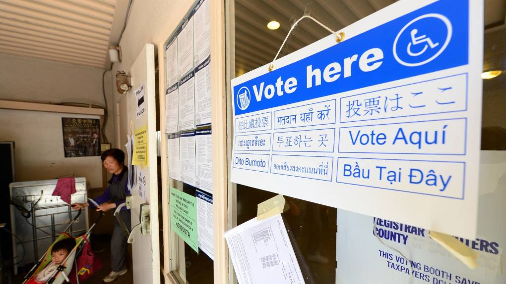 Asian American Voters Have Growing Power But Get Little Outreach - KQED