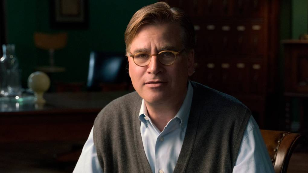 Academy Award Winner Aaron Sorkin on