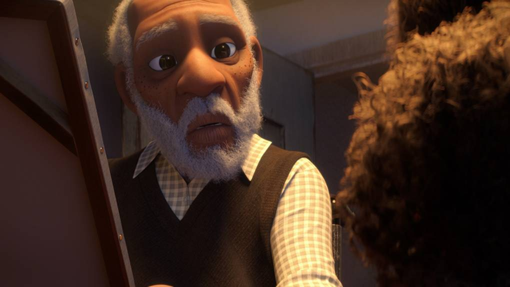 Animator Frank E. Abney III Explores Life After Loss in Short Film 'Canvas'