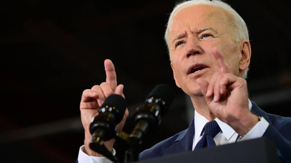 Biden Announces $2 Trillion Infrastructure Plan That Takes on Climate Change