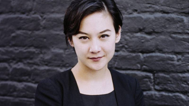 Michelle Zauner, also known as the musician Japanese Breakfast