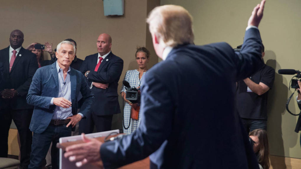 Forum: Jorge Ramos on Immigration, Trump and Freedom of the Press