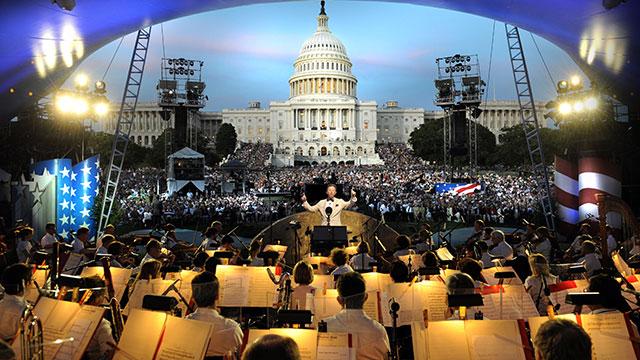 National Memorial Day Concert 2018