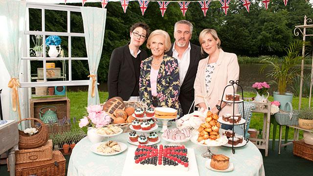 Great British Baking Show Season 5 Episode 1