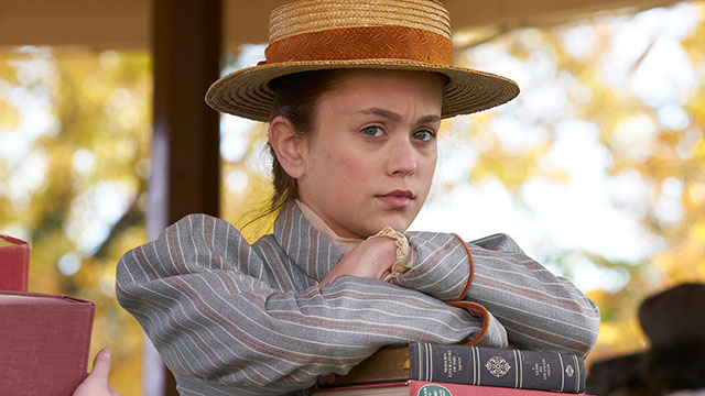 Anne of Green Gables: Fire and Dew
