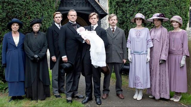 Downton Abbey Season 3 on Masterpiece