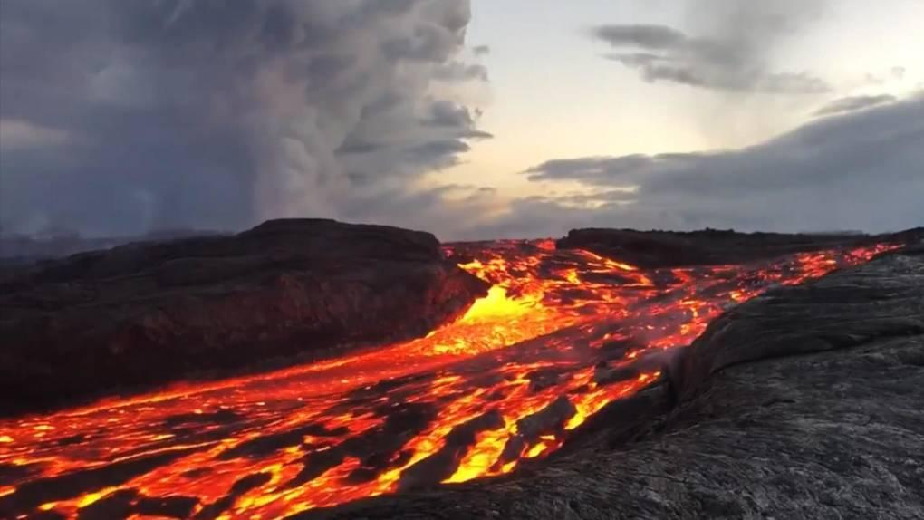 NOVA - Kilauea: Hawaii On Fire
