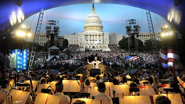 National Memorial Day Concert 2019