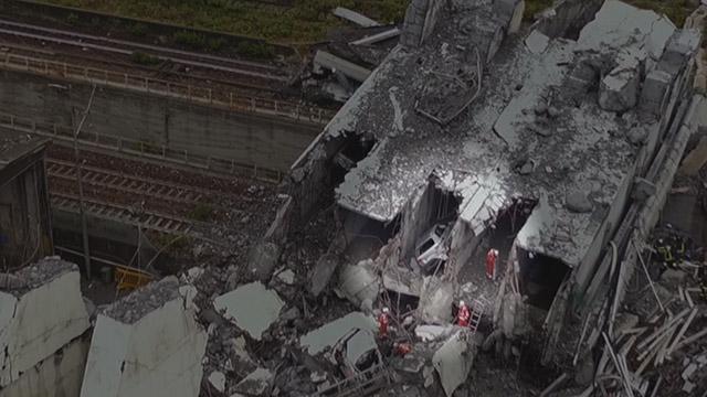 Italy?s Morandi Bridge after 2018 collapse