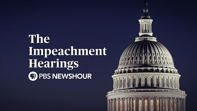 WATCH VIDEO: Trump Impeachment Hearings – House Judiciary Committee – Day 1
