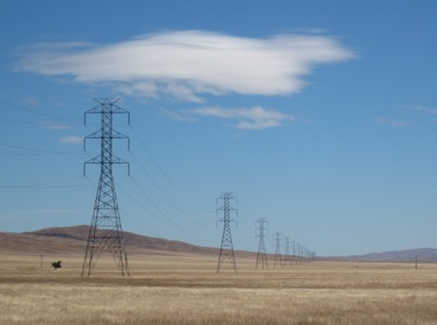 Solargen argues that Panoche Valley is a rare combination of great sun, proximity to population centers, and existing transmission lines to get the power there. (Photo: Craig Miller)