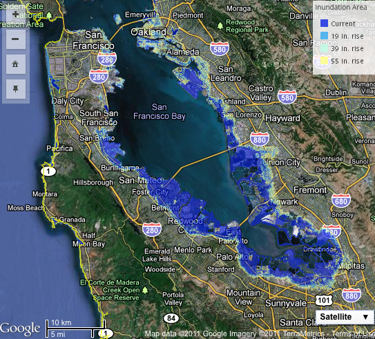 Sea Level Rise Laps At Developers' Feet