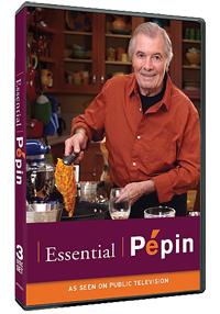 Essential Pepin DVD