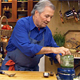 Jacques Pepin cooking in Episode 101 of Essential Pepin