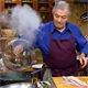 Jacques Pepin cooking in Episode 110 of Essential Pepin
