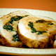 Ballottine of Chicken with Spinach Filling