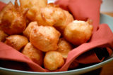 Cream Puff Potatoes