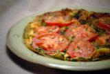 Flat Potato Omelet