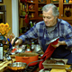 Jacques Pepin cooking in Episode 111 of Essential Pepin