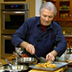 Jacques Pepin cooking in episode 112 of Essential Pepin