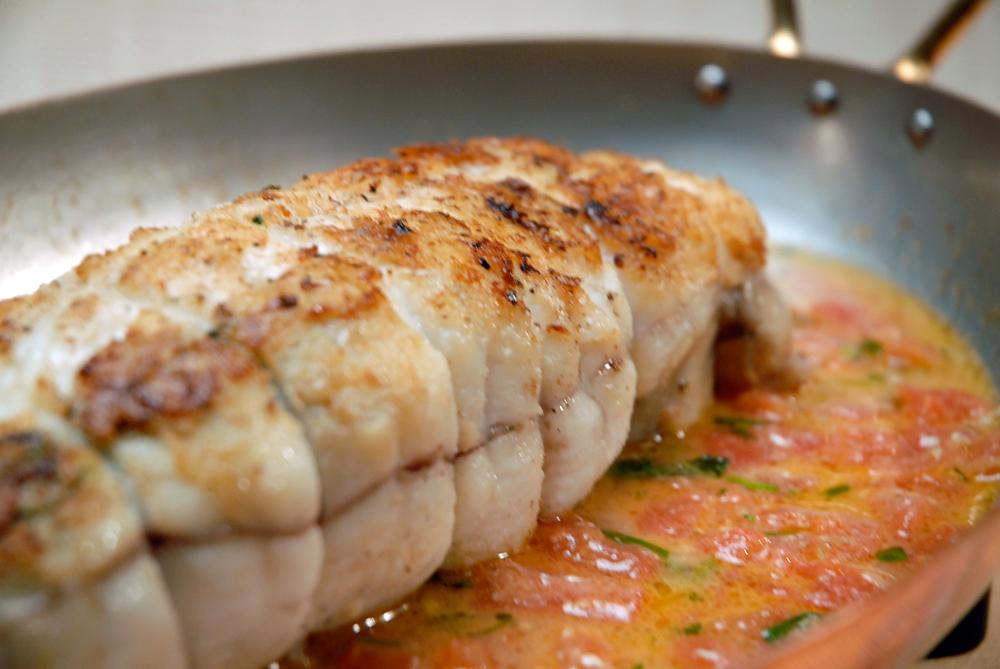 Monkfish Roulade Essential Pepin