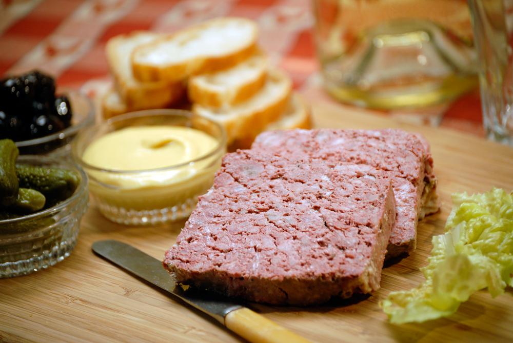 Pork Liver Pâté