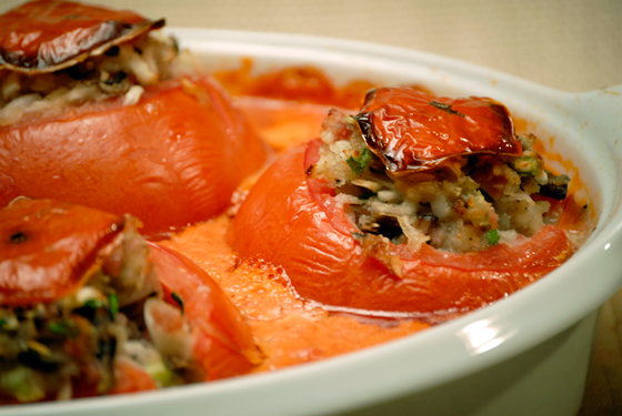 Tomatoes Maison