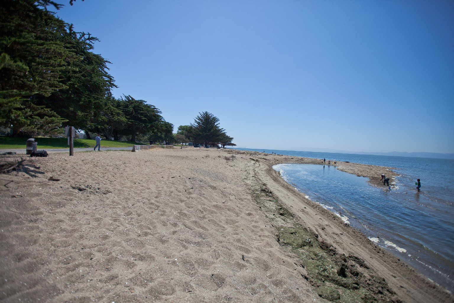 Robert Crown Beach In Alameda Is Por For Swimming Sand Castles And Kite Boarding