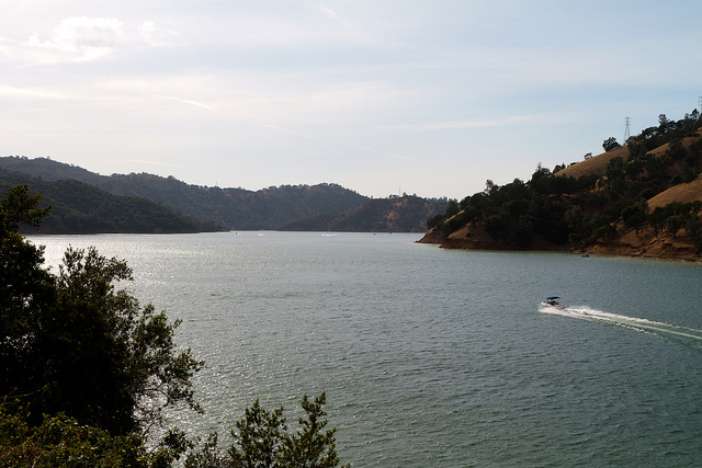 Lake Berryessa in Napa. Photo: Matthew Fern/Flickr