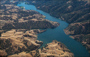 Lake Del Valle is a hybrid property, run by a number of agencies. Photo: Dmitry Sumin/Flickr