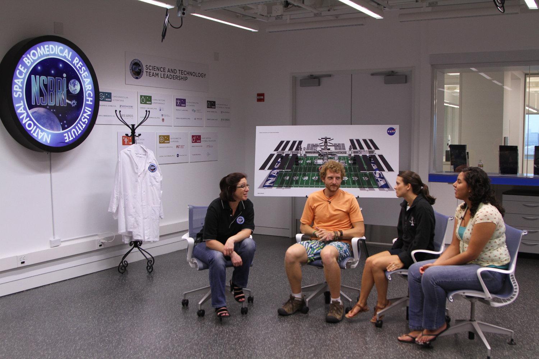Dorit Donoviel, National Space Biomedical Research Institute