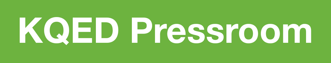KQED's Pressroom Menu