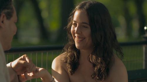 A smiling Samantha Elifoson.