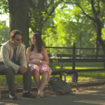 "These two lovebirds challenge the concept of normal in ""Keep the Change."""