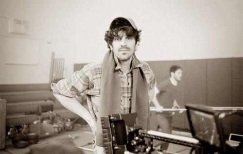 Director Photo – Andrew Ellmaker