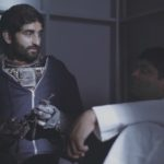 Timmy II shares a cell with Ali Hakim, played by Balaji M.