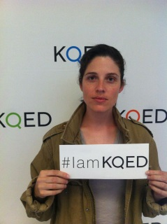 Director Milena Pastreich is KQED.