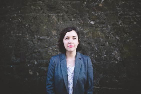 Filmmaker Kristine Stolakis.