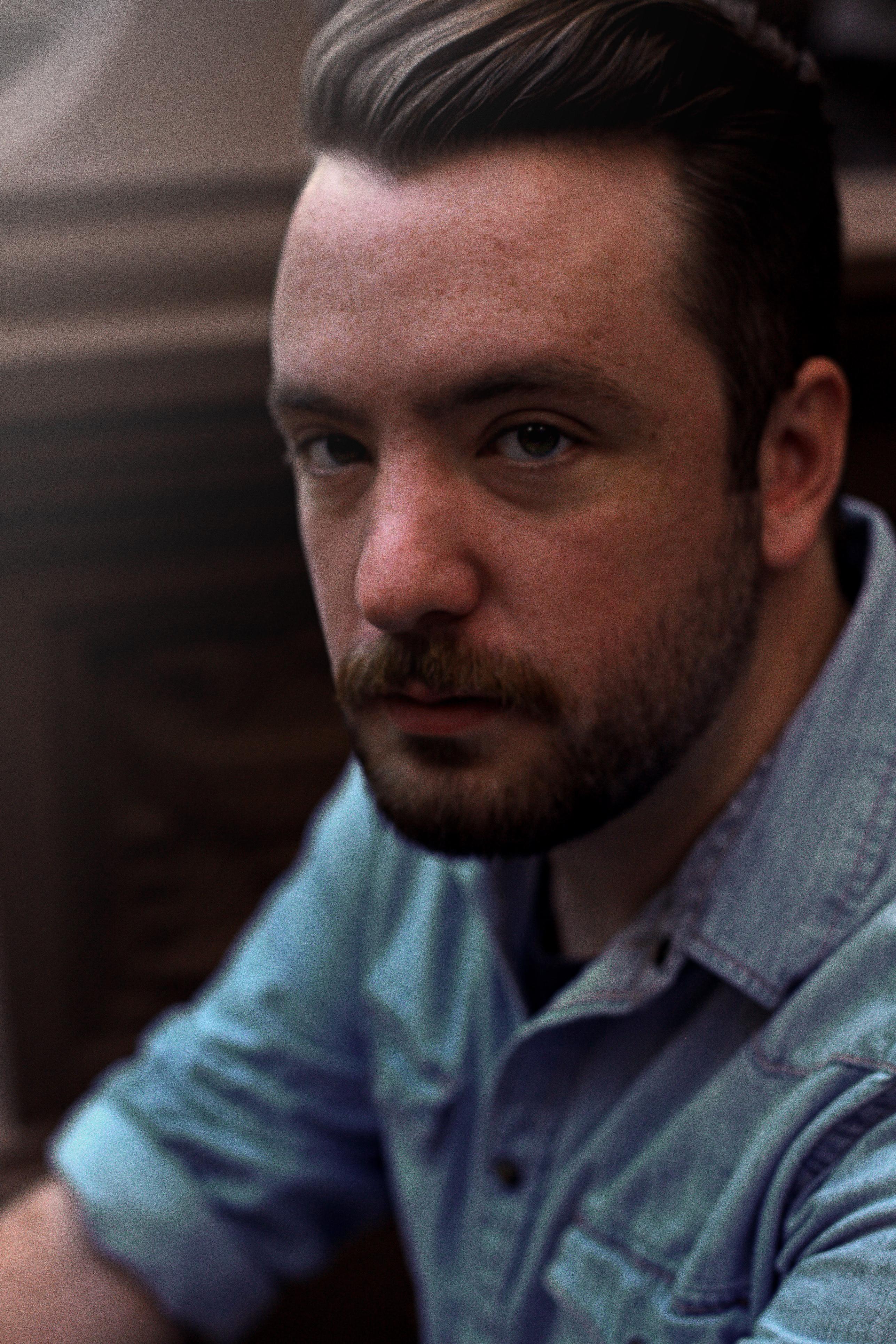 Connor Simpson, director of Léa.