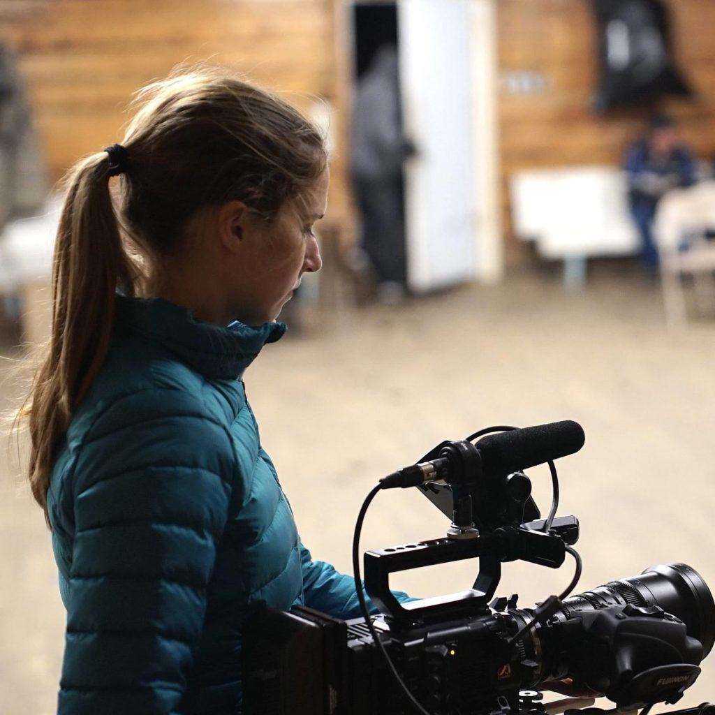 In Attla's Tracks filmmaker Catharine Axley