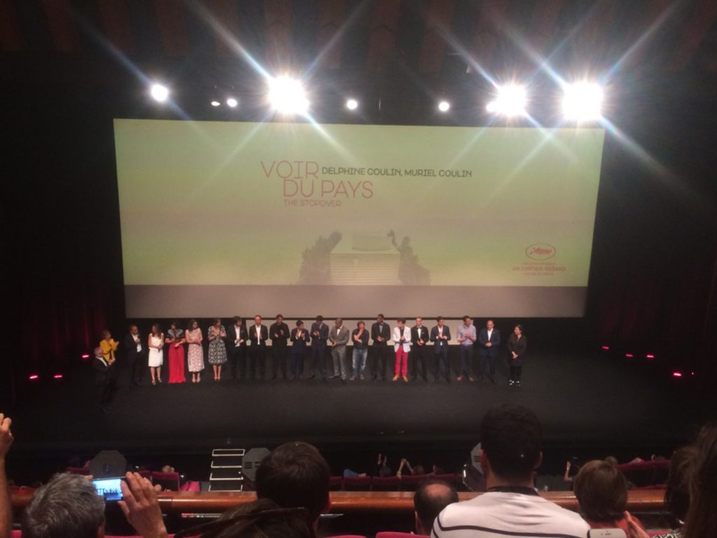 Morning Screening at Cannes Film Festival 2016