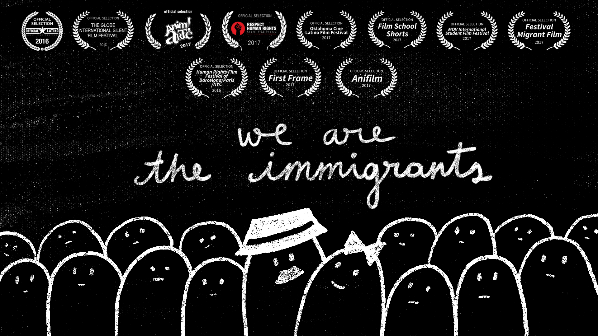 We are the Immigrants Signature Image